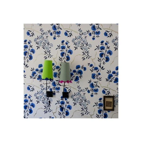 papier peint jacaranda designers guild. Black Bedroom Furniture Sets. Home Design Ideas