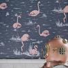 Papier peint Flamingos Cole and Son