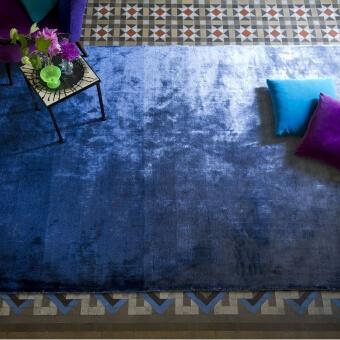 Eberson Cobalt Rugs 200x300 cm Designers Guild