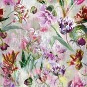 Tissu Tulipa Stellata Birch Designers Guild