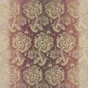 Tissu Beaufort  Amethyst Royal Collection