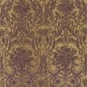 Tissu Helena  Aquamarine Royal Collection