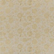 Tissu Empress Floral  Gold Royal Collection