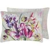 Coussin Tulipa Stellata Fuchsia Designers Guild