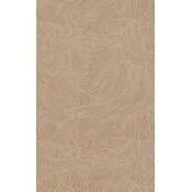 Papier peint Coral Dusty Rose/Beige Ferm Living