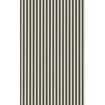 Thin lines Wallpaper Bordeaux/Grey Ferm Living