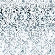 Papier Peint Arabesque Cobalt Designers Guild
