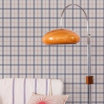Tartan Wallpaper Cozy Coordonné