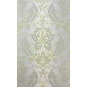 Papier peint Viceroy Lime/Grey Matthew Williamson