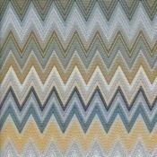 Papier peint métallisé Zig Zag Multicolore Multicolore Missoni Home
