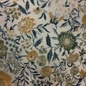 Papier peint métallisé Oriental Garden Naple Missoni Home