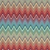 Tissu Kew MTC Outdoor Multicolor Missoni Home