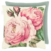 Coussin The Rose Orange John Derian