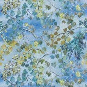 Tissu Giardino Segreto Cornflower Designers Guild