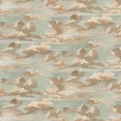 Tissu Clouds Sky Blue John Derian by Designers Guild