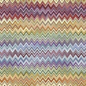 Tissu Jarris Beige Multicolor Missoni Home