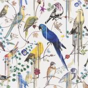 Papier Peint Birds Sinfonia Crépuscule Christian Lacroix