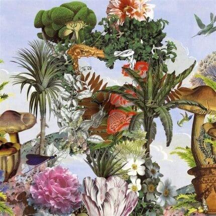 Panneau Jardin Des Rêves Christian Lacroix Prisme PCL7022/01 Christian Lacroix