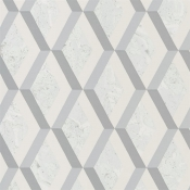Papier Peint Jourdain Cobalt Designers Guild