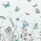 Panneau Papillons Birch Designers Guild
