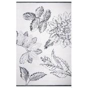 Tapis Victorine Zinc 160x260 cm Designers Guild