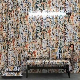 Dechires Cushion Multico Jean Paul Gaultier
