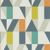 Papier peint Nuevo Citrus/Paprika/Forest Scion