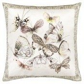 Coussin Papillons Shell Designers Guild