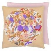 Coussin Giradon  Coral Designers Guild