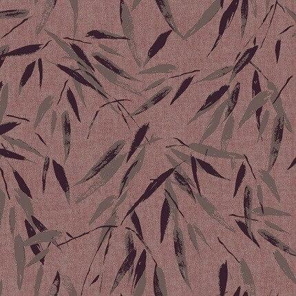 Revêtement mural Bambou Flamant  Fuchsia 80020 Flamant