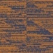 Revêtement mural Forma Orange/Bleu Arte