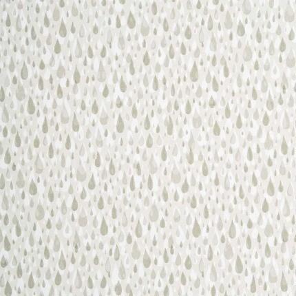 Papier peint April Showers GP & J Baker Ivory/Stone PW78015_1 GP & J Baker