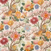 Tissu Magnolia Biscuit/Sand GP & J Baker