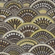 Revêtement mural Peacock Safran Arte
