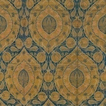 Kaftan Panel Blue/Yellow Mindthegap