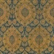 Papier peint Kaftan Blue/Yellow Mindthegap