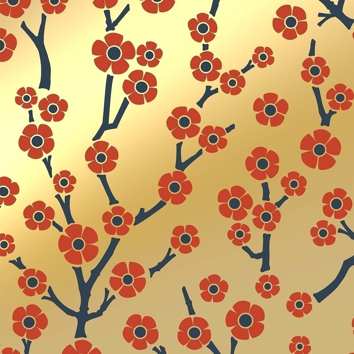 Sakura Wall covering - Arte