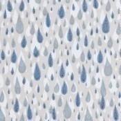 Papier peint April Showers Ivory/Stone GP & J Baker