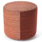 Pouf Shade 1 Orange-B Nanimarquina