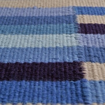 Colorama Rugs Bleu Nobilis