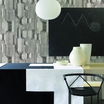 Frekvenssi Wallpaper Brume Marimekko