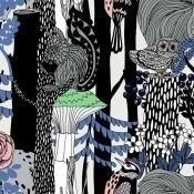 Papier peint Veljekset Istanbul Marimekko