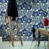 Papier peint Unikko Marimekko