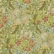 Papier peint Golden Lily Pale Pale Biscuit Morris and Co