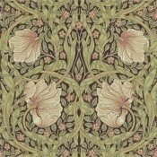 Papier peint Pimpernel Bayleaf/Manilla Morris and Co