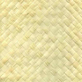 Buri Weaving Bicolor/Naturel/Havane CMO Paris