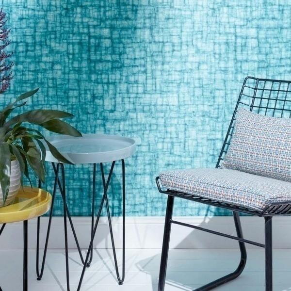 papier peint shibori nobilis. Black Bedroom Furniture Sets. Home Design Ideas