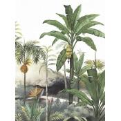 Panneau Bali Bawan Jungle Ananbô
