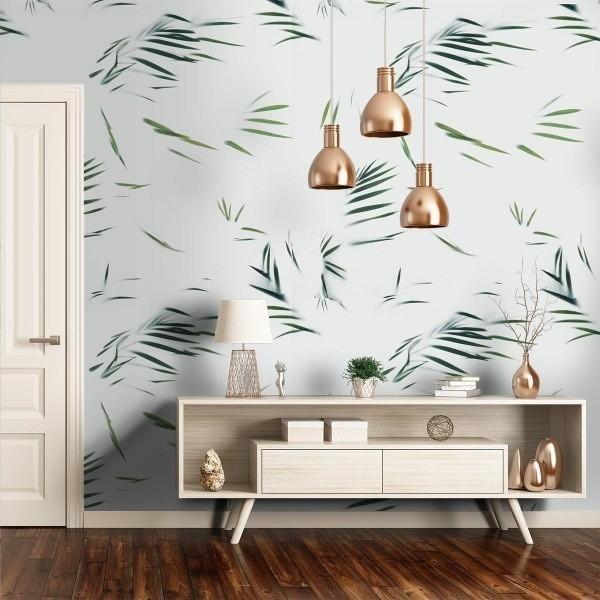 papier peint mousson nobilis. Black Bedroom Furniture Sets. Home Design Ideas