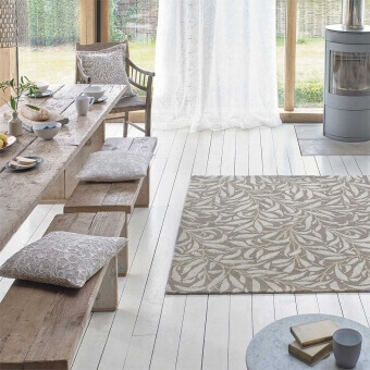 Willow Bough Mole Rug 140x200 cm Morris and Co